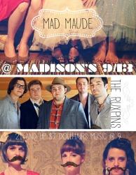 MAD MAUDE:RUXPINS